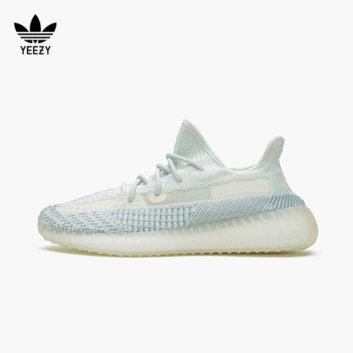 "YEEZY BOOST 350 V2 ""CLOUD WHITE"" REFLECTIVE"